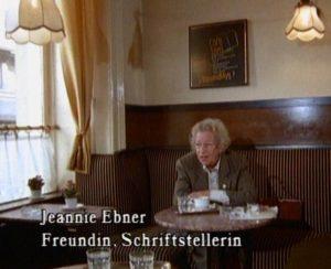 Jeannie Ebner