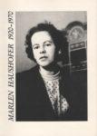 Katalog zur Ausstellung von 1990