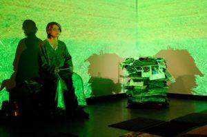 Inszenierungsfoto: Gundi-Anna Schick (Foto: © Daniela Aldinger, mit freundlicher Genehmigung des Studio Theater Stuttgart)
