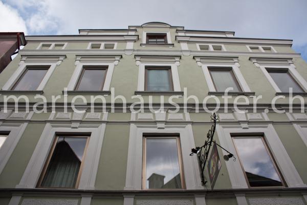 Pfarrgasse 8 in Steyr - Wohnung im zweiten Stockwerk (Foto: © Andreas Bohren)