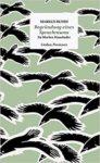 Begründung eines Sprachraums: Ein Essay zum Werk von Marlen Haushofer (Limbus Preziosen)