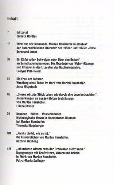 Katalog zur Ausstellung 2010