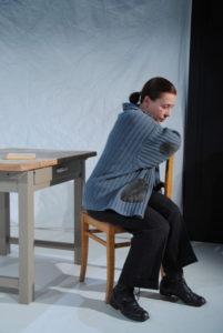 Inszenierungsfoto Die Wand: © Theater im Palais