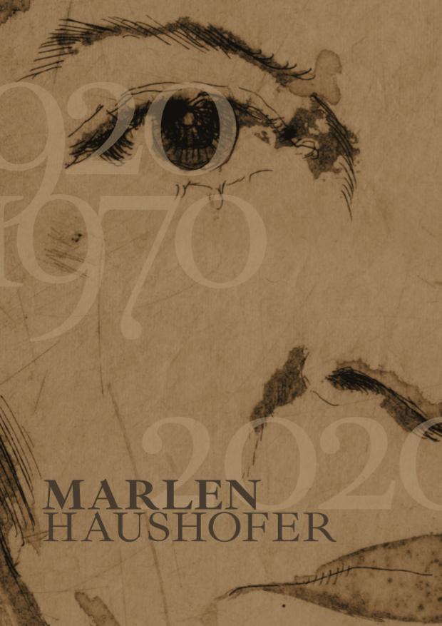 Gesamtfolder Marlen Haushofer Literaturforum