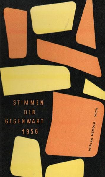 Stimmen der Gegenwart 1956