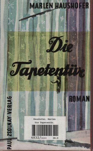 Die Tapetentür (Erstausgabe)