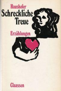 Schreckliche Treue (Erstausgabe)