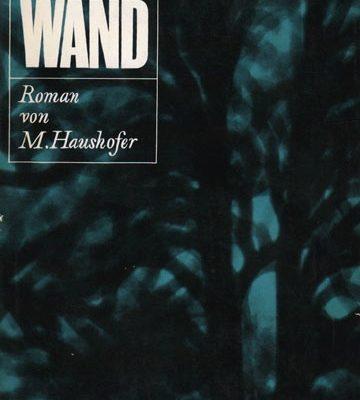 Die Wand (Erstausgabe)